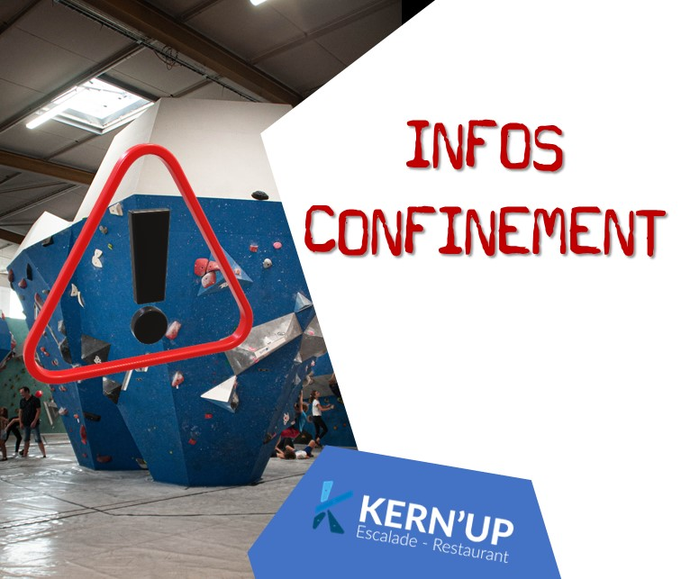 INFOS CONFINEMENT